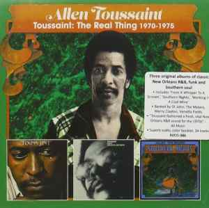 Allen Toussaint The Real Thing