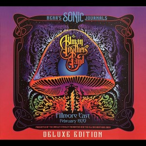 Allman Brothers Bears Sonic Journals Fillmore Deluxe