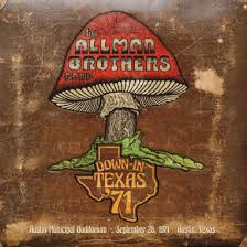 Allman Brothers Down in Texas
