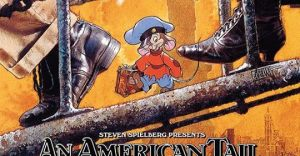 American Tail header
