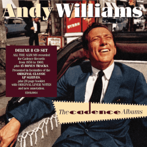 Andy Williams Cadence Recordings