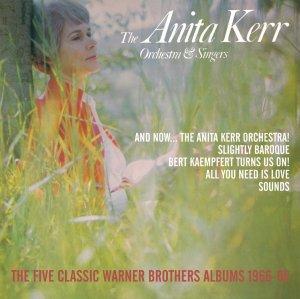 Anita Kerr Warner Brothers Albums