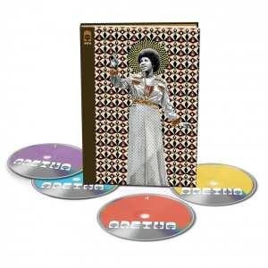 Aretha 4CD Packshot