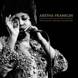 Aretha Atlantic Albums Collection Cover