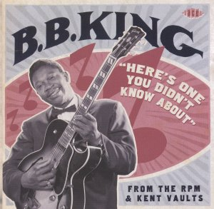BB King - Here's One
