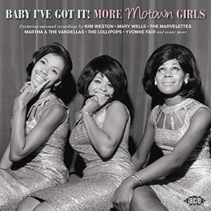 "Baby, They've Got It! Ace Raids Motown Vaults for ""More Motown Girls"""