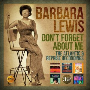 Barbara Lewis Dont Forget About Me