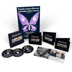 BarclayJamesHarvest AndOtherShortStories