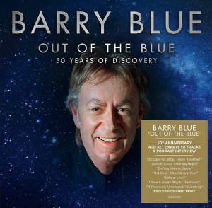 Barry Blue Out of the Blue