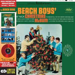 "A Culture Factory Christmas: Label Reissues Beach Boys, James Brown, ""Charlie Brown"" and…Wookiees!"