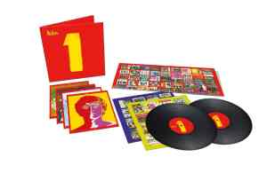 Beatles 1 Vinyl Remixed