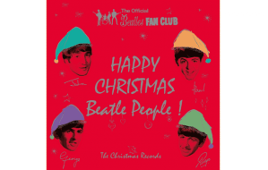 Beatles Christmas Records