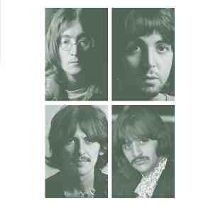 Beatles White Album Four