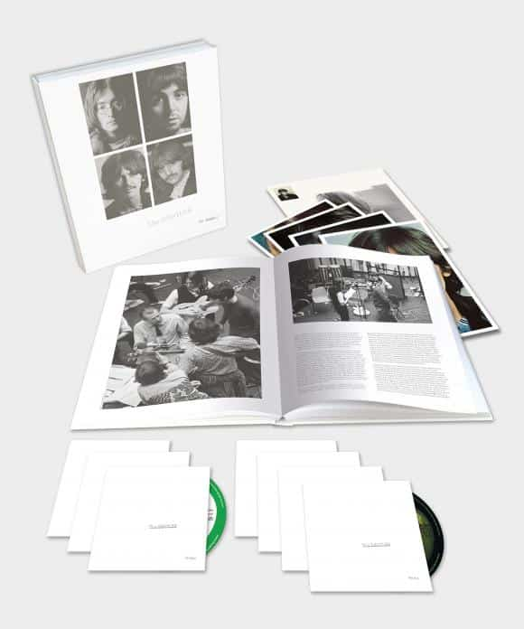 b6e56d08c52b Say It s Your Birthday  The Beatles Mark 50 Years of The White Album with  Deluxe Reissue