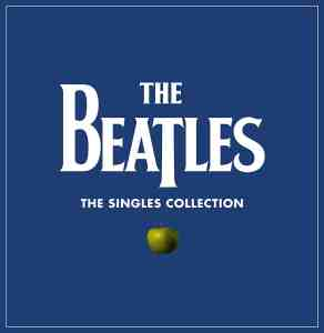 Beatles singles cover