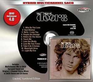 Best of the Doors SACD
