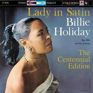 Billie in Holiday - Satin Centennial