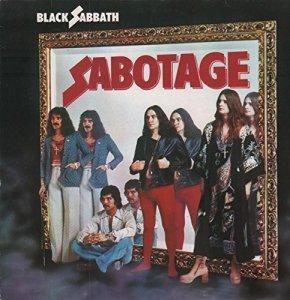 Black Sabbath Sabotage