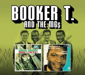 Booker T - Green Onions two-fer