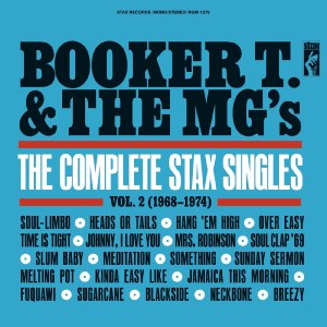Booker T and The MGs Singles Volume 2