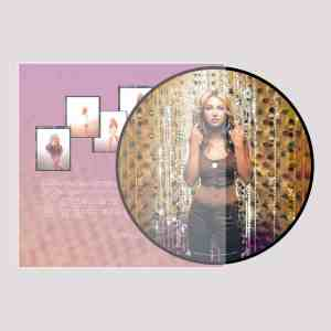 Britney Spears Oops Picture Disc
