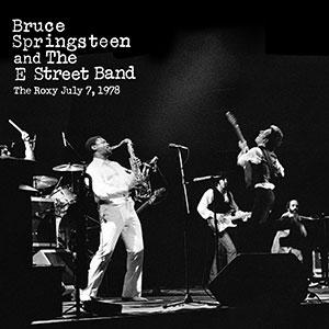 Bruce Springsteen Roxy