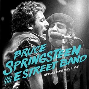 Bruce Springsteen Wembley 1981