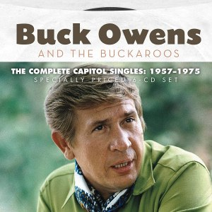 Buck Owens Complete Capitol Singles Box