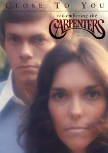 CLOSE TO YOU REMEMBERING THE CARPENTERS DVD SLEEVE REVISED 2015