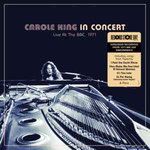 Carole King Live at the BBC