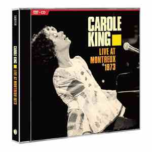 CaroleKing LiveAtMontreux1973 CD DVD