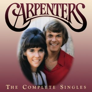 Carpenters Complete Singles cover low res reference
