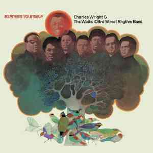 CharlesWright ExpressYourself LP