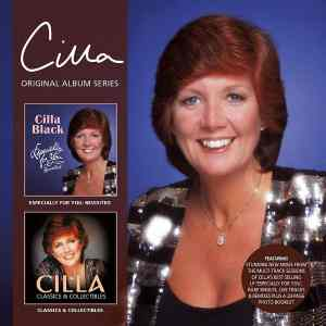 Cilla Black Especially for You and Classics