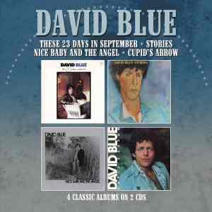 David Blue Morello 4 Classic Albums