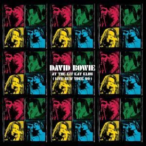 David Bowie at the Kit Kat Klub