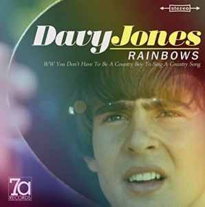 "Daydream Believing: 7a Records Celebrates Davy Jones with New Single ""Rainbows"""
