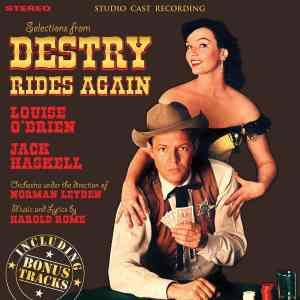 Destry Rides Again Studio Cast