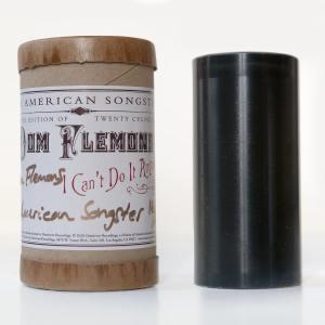 Dom Flemons Cylinder