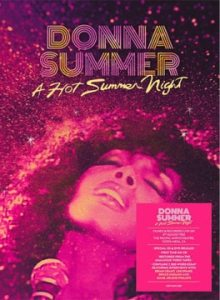 Donna Summer Hot Summer Night