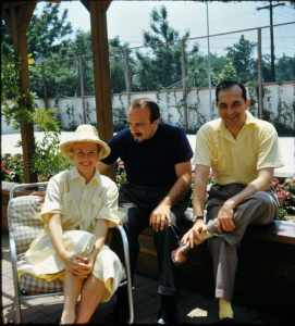 Doris Day with Percy Faith and Mitch Miller