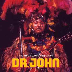 Dr. John Atco Albums