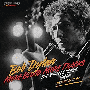 Dylan More Blood More Tracks Cover