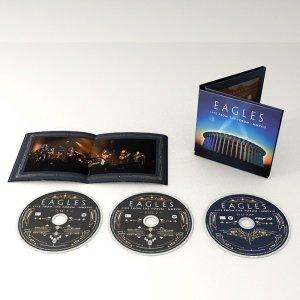 Eagles Live from the Forum 2CD BD Packshot