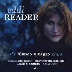 Eddi Reader Blanco y Negro