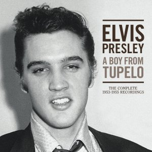 Elvis A Boy from Tupelo Cover