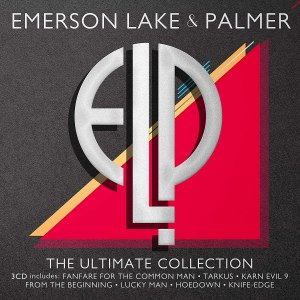 Emerson Lake and Palmer The Ultimate Collection