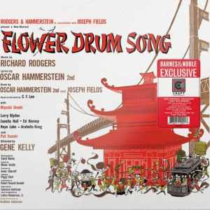 Flower Drum Song OBC Vinyl