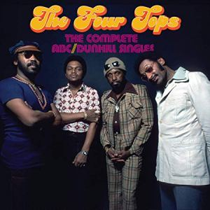Four Tops ABC Dunhill Singles