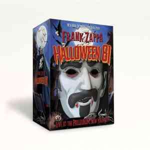 Frank Zappa Halloween 81